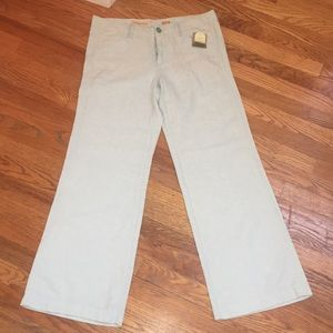 NWT Pilcro and the Letterpress Wide Leg Pants